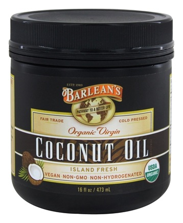Barlean's - Extra Virgin Coconut Oil - 16 oz.