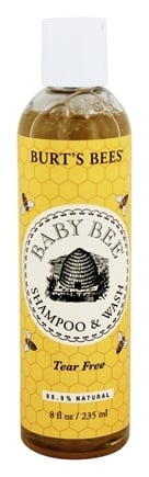 DROPPED: Burt's Bees - Baby Bee Shampoo & Wash Tear Free Original - 8 oz.