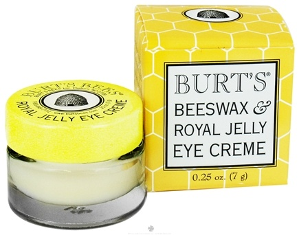 Burt's Bees - Beeswax & Royal Jelly Eye Creme - 0.25 oz.