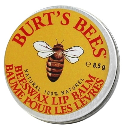 Burt's Bees - Beeswax Lip Balm Tin - 0.3 oz.