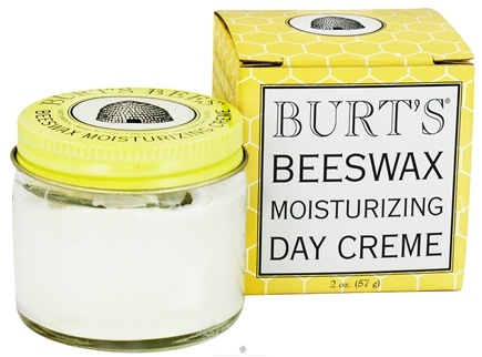 DROPPED: Burt's Bees - Beeswax Moisturizing Day Creme - 2 oz.