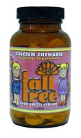 DROPPED: Country Life - Tall Tree Children's Calcium - 60 Wafers