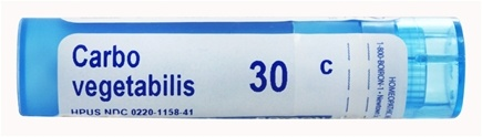 Boiron - Carbo Vegetabilis 30 C - 80 Pellets