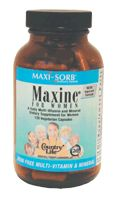 DROPPED: Country Life - Maxine Vegetarian Mini-Tablets - 120 Tablets