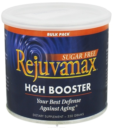 DROPPED: Biocentrics - Rejuvamax HGH Booster Sugar Free - 350 Grams