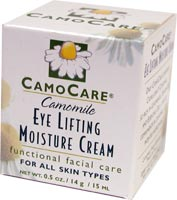 DROPPED: CamoCare Organics - Camomile Eye Lifting Moisture Cream - 0.5 oz.