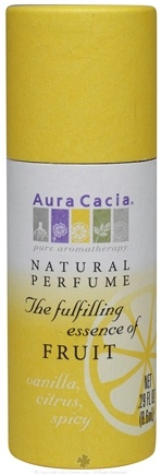 DROPPED: Aura Cacia - Natural Perfumes Fruit - 0.29 oz.