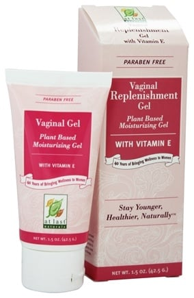 At Last Naturals - Vaginal Replenishment Moisturizing Paraben Free Gel - 1.5 oz. Formerly Born Again
