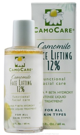 DROPPED: CamoCare Organics - Camomile Face Lifting 12% Liquid - 2 oz.