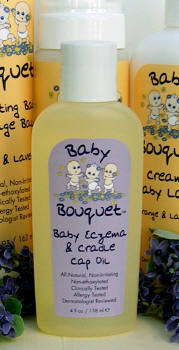 DROPPED: Baby Bouquet - Eczema & Cradle Cap Oil - 4 oz.