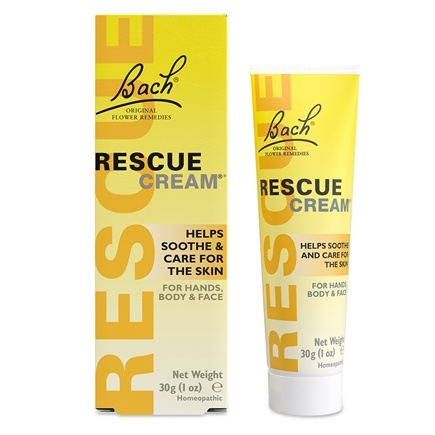 Bach Original Flower Remedies - Rescue Cream - 1 oz.
