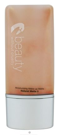 DROPPED: Beauty Without Cruelty - Moisturising Make-Up Natural Matte 3 - 1.1 oz. CLEARANCE PRICED