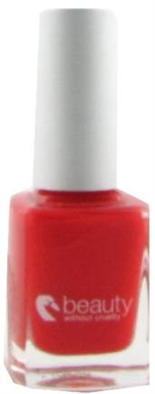 DROPPED: Beauty Without Cruelty - Nail Color High Gloss Flame - 0.37 oz.