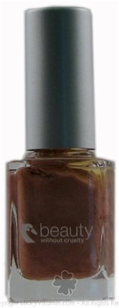 DROPPED: Beauty Without Cruelty - Nail Color High Gloss Praline - 0.37 oz. CLEARANCE PRICED