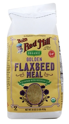 Bob's Red Mill - Organic Golden Flaxseed Meal - 16 oz.