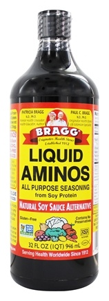 Bragg - All Natural Liquid Aminos All Purpose Seasoning - 32 oz.