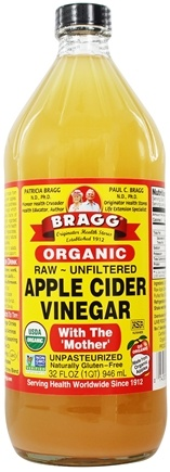 "Bragg - Organic Apple Cider Vinegar with ""Mother"" - 32 oz."