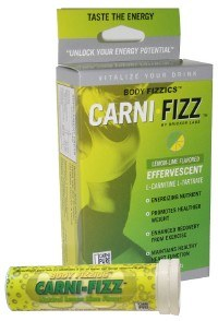 DROPPED: Bricker Labs - Carni-Fizz Lemon-Lime - 10 Tablets