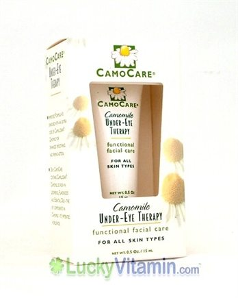 DROPPED: CamoCare Organics - Camomile Under-Eye Therapy - 0.5 oz.
