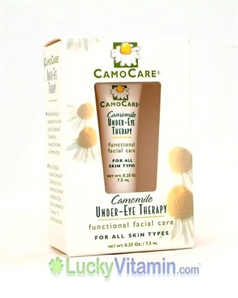DROPPED: CamoCare Organics - Camomile Under-Eye Therapy - 0.25 oz.
