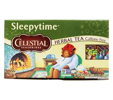 DROPPED: Celestial Seasonings - Sleepytime Herb Tea - 20 Tea Bags