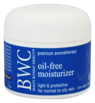 Beauty Without Cruelty - Facial Moisturizer Oil Free - 2 oz.