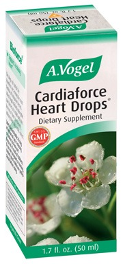 DROPPED: A.Vogel - Cardiaforce Heart Drops - 1.7 oz. CLEARANCE PRICED