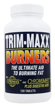 DROPPED: Body Breakthrough - Body Trim-Maxx Burner - 120 Tablets