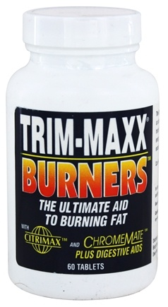 DROPPED: Body Breakthrough - Body Trim-Maxx Burner - 60 Tablets