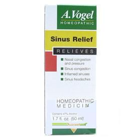 DROPPED: A.Vogel - Sinus Relief - 1.7 oz.