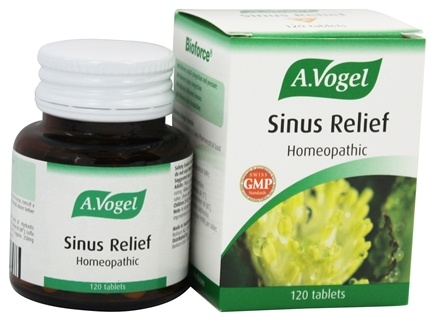 A.Vogel - Sinus Relief - 120 Tablets