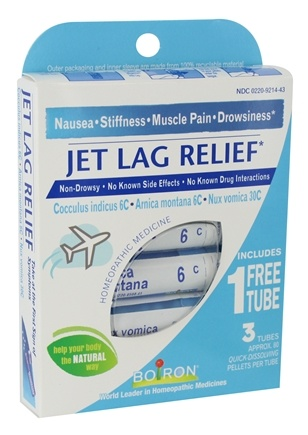 DROPPED: Boiron - Jet Lag Carekit - 3 Tubes CLEARANCE PRICED