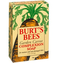 DROPPED: Burt's Bees - Garden Carrot Complexion Soap - 4 Oz.