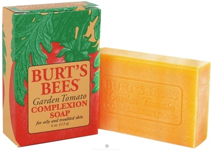 DROPPED: Burt's Bees - Garden Tomato Complexion Soap - 4 oz. CLEARANCE PRICED