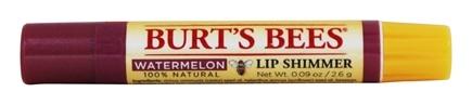 Burt's Bees - Lip Shimmer Watermelon - 0.09 oz.
