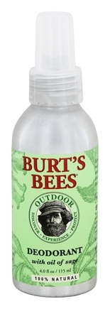 DROPPED: Burt's Bees - Deodorant with Oil of Sage - 4 oz.