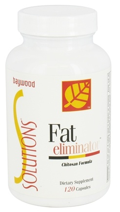 DROPPED: Baywood International - Solutions Fat Eliminator Chitosan Formula - 120 Capsules