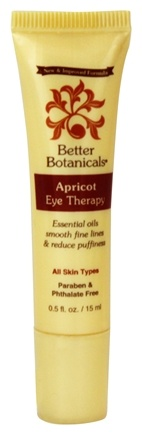 Better Botanicals - Apricot Eye Therapy - 0.5 oz.