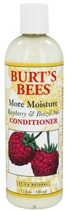 DROPPED: Burt's Bees - Conditioner More Moisture Raspberry & Brazil Nut - 12 oz. CLEARANCE PRICED