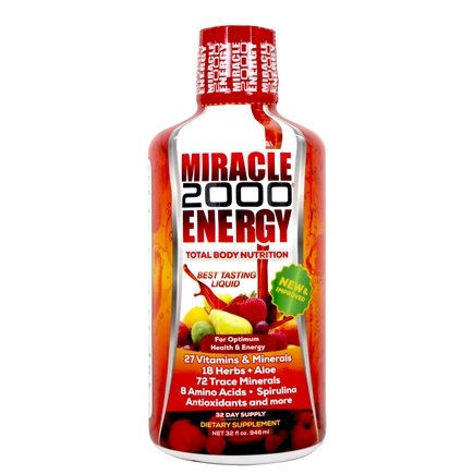 Century Systems - Miracle 2000 Total Body Nutrition - 32 oz.