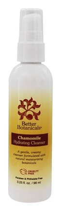 Better Botanicals - Chamomile Hydrating Cleanser - 3.25 oz.