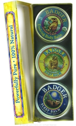 DROPPED: Badger - Soothing Balms for Babies & Moms