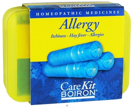 DROPPED: Boiron - Allergy Carekit - 3 Tubes CLEARANCE PRICED