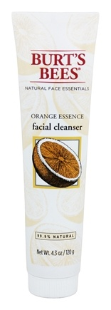 Burt's Bees - Facial Cleanser with Orange Oil Orange Essence - 4.34 oz.