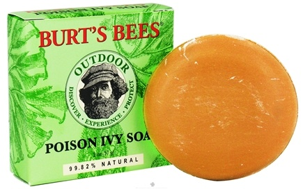 Burt's Bees - Poison Ivy Soap - 2 oz.