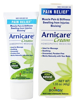 Boiron - Arnicare Arnica Cream Pain Relief - 1.33 Oz. LUCKY PRICE