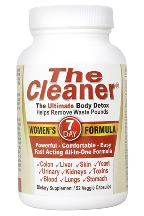 Century Systems - The Cleaner Women's 7-Day Formula - 52 Capsules