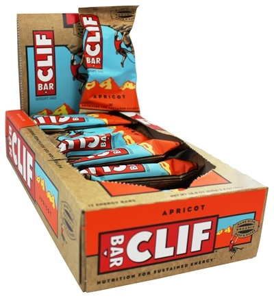 DROPPED: Clif Bar - Organic Energy Bar Apricot - 2.4 oz.