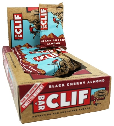 DROPPED: Clif Bar - Energy Bar Black Cherry Almond - 2.4 oz.