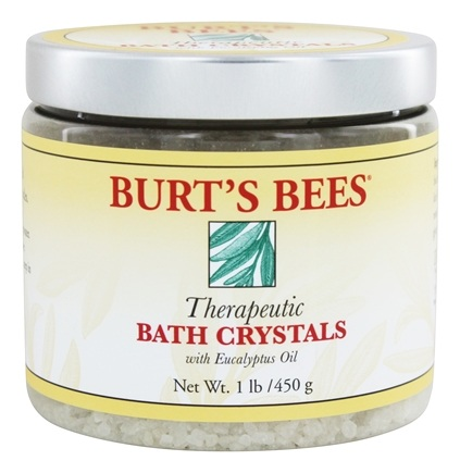 Burt's Bees - Therapeutic Bath Crystals - 1 lb.